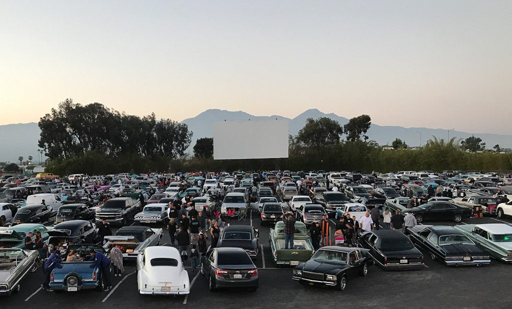 Mission-tiki-drive-in outdoor movie | budget date night
