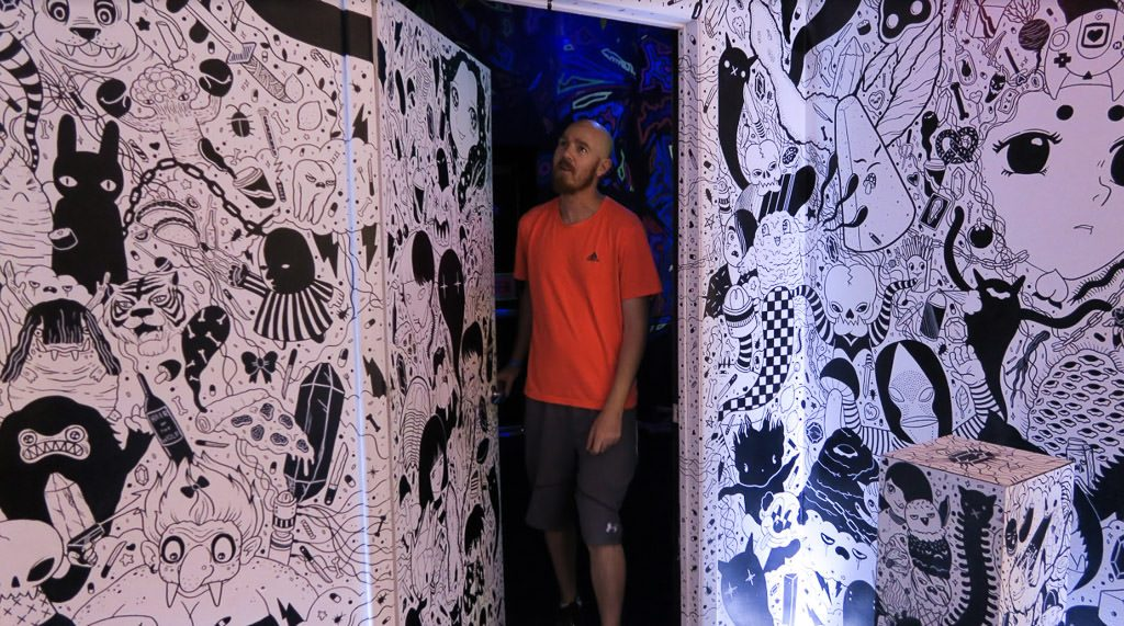 meow wolf santa fe date day