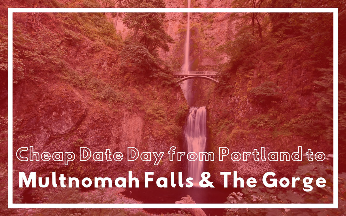 multnomah falls date day