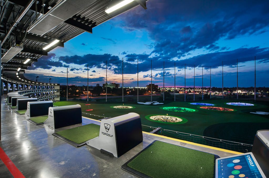TopGolf Centennial, CO.