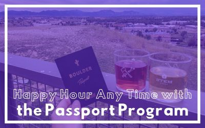 Enjoying Happy Hour Any Time with the Passport Program