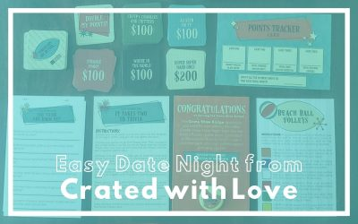 An Easy Date Night Option from Crated With Love